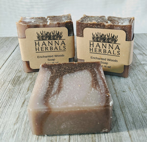 Enchanted Woods Soap - Hanna Herbals