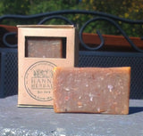 Egyptian Amber Soap - Hanna Herbals