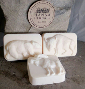Hunters Dirt Soap - Hanna Herbals