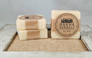 Orange scented soap - Hanna Herbals