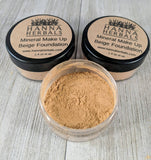 Beige Powder Foundation - Hanna Herbals