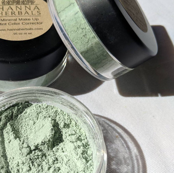 Mint Color Corrector - Hanna Herbals