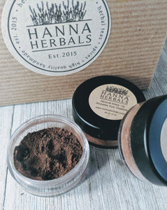 Brunette Eye Shadow - Hanna Herbals