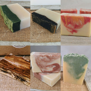 Soap of the month club - Hanna Herbals