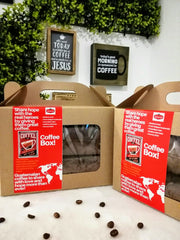 Coffee box for our NEW HEROES!