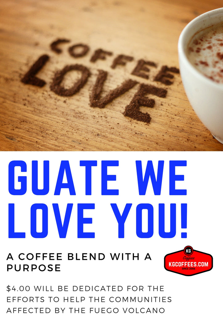 WE LOVE GUATEMALA BLEND!