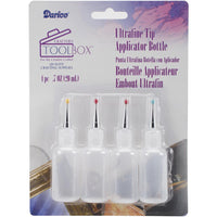 Ultrafine Tip Applicator Bottles - 4 pack