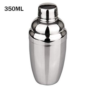 Stainless Steel Cocktail Shaker, 350 ML