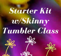 BUNDLE: Bling Starter Kit with Bling Intro Class - SAVE $5