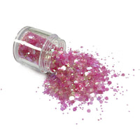 Chunky30 Chunky Polyester Mixed  Glitter for Tumblers Nail Art Bling Shoes - 1oz/30g