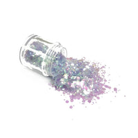 Chunky35 Chunky Polyester Mixed  Glitter for Tumblers Nail Art Bling Shoes - 1oz/30g