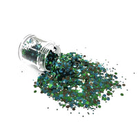 Chunky36 Chunky Polyester Mixed  Glitter for Tumblers Nail Art Bling Shoes - 1oz/30g