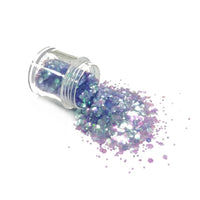 Chunky37 Mixed Chunky Glitter, Polyester Glitter for Tumblers Nail Art Bling Shoes - 1oz/30g