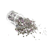 Chunky46 Chunky Polyester Mixed  Glitter for Tumblers Nail Art Bling Shoes - 1oz/30g