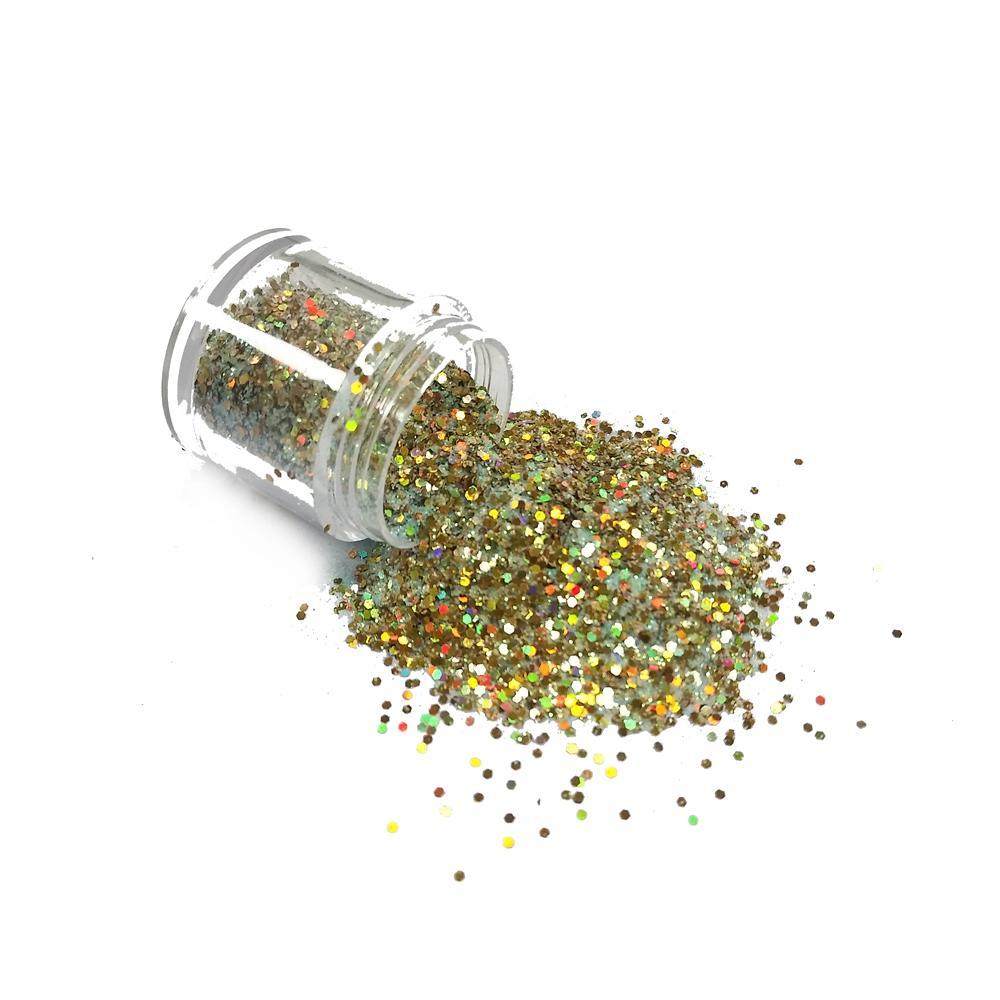 Chunky49 Chunky Polyester Mixed  Glitter for Tumblers Nail Art Bling Shoes - 1oz/30g