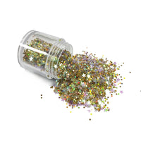Chunky55 Chunky Polyester Mixed  Glitter for Tumblers Nail Art Bling Shoes - 1oz/30g