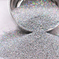 Diamond Extra Fine Holographic Glitter, Polyester Glitter