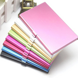Stainless Steel Aluminum Business ID Credit Card Holder Case Cover DIY Decoden