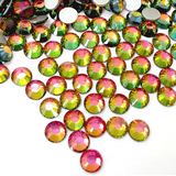 Volcano Crystal Glass Rhinestones - SS40, 144?ÿpieces - 8mm Flatback, Round, Loose Bling - TheDecoKraft - 1
