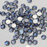 SS16/4mm Ghost Purple Glass Round Flat Back Loose Rhinestones - 1440pcs