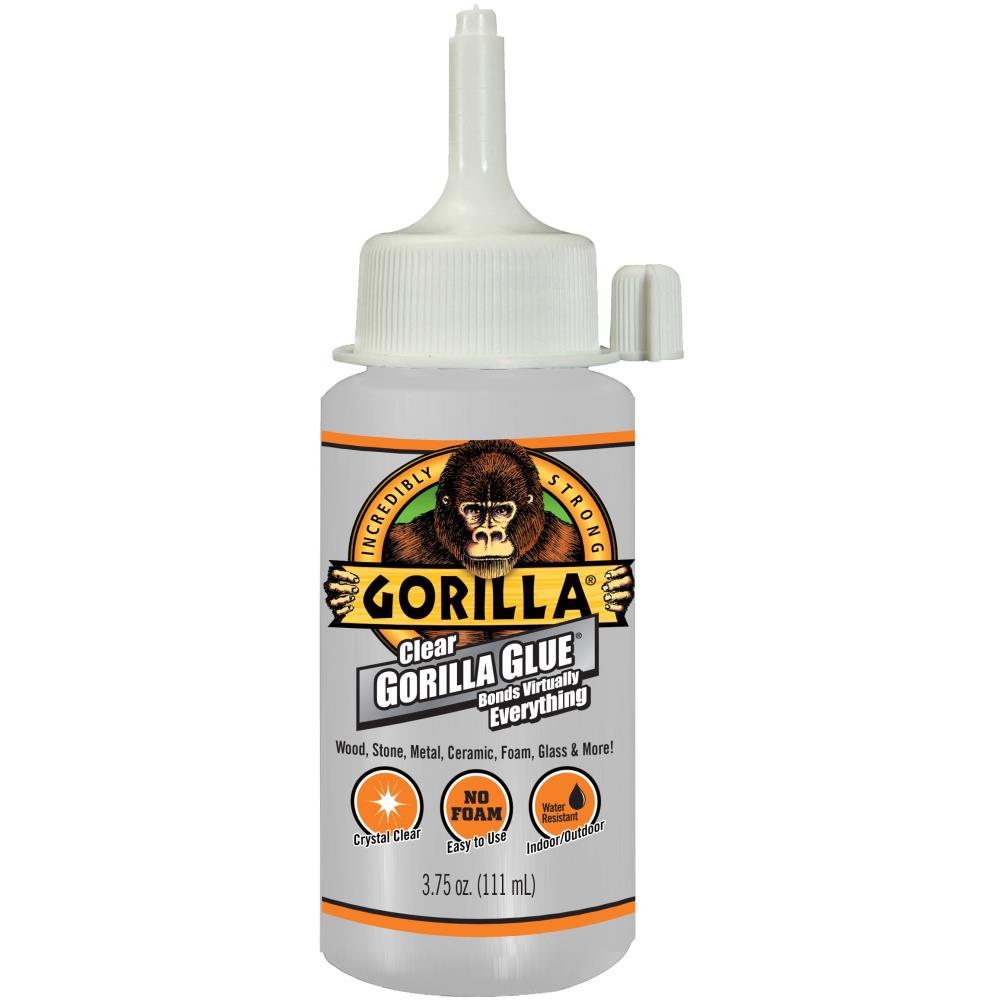 Gorilla Glue CLEAR 3.75 oz./111ml