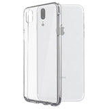 iPhone XS MAX Phone Case, Clear Hard Plastic Phone Case