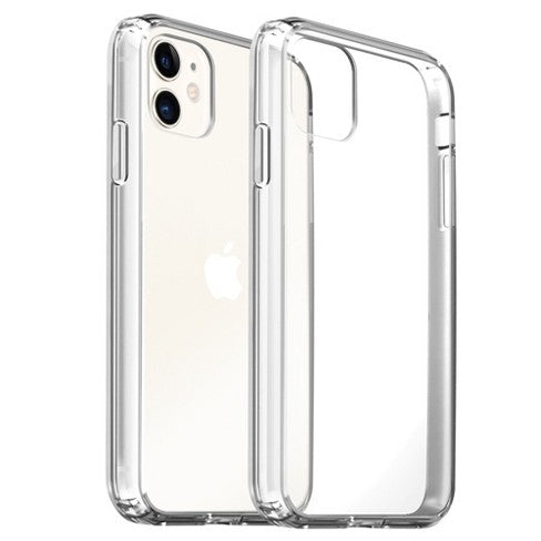 iPhone 11 Pro Max Phone Case, Clear Hard Plastic Phone Case