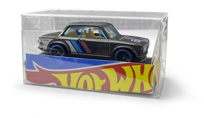 clear Hot Wheels display case