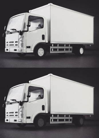 DIY Box Trucks (case) (dark wheel)