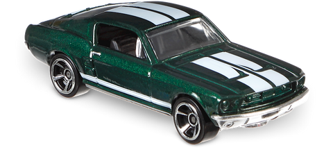 Hot Wheels '67 Ford Mustang Fastback