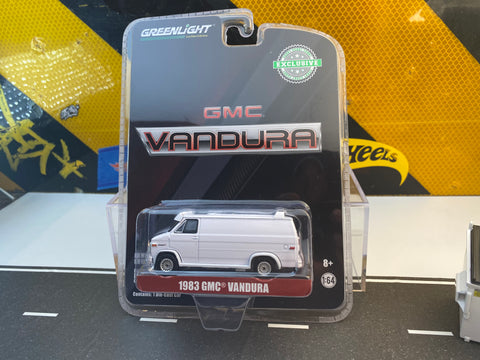 GMC Vandura 3in Blank by Greenlight