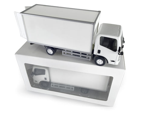 Tag Your Own Box Truck TYOTOYS