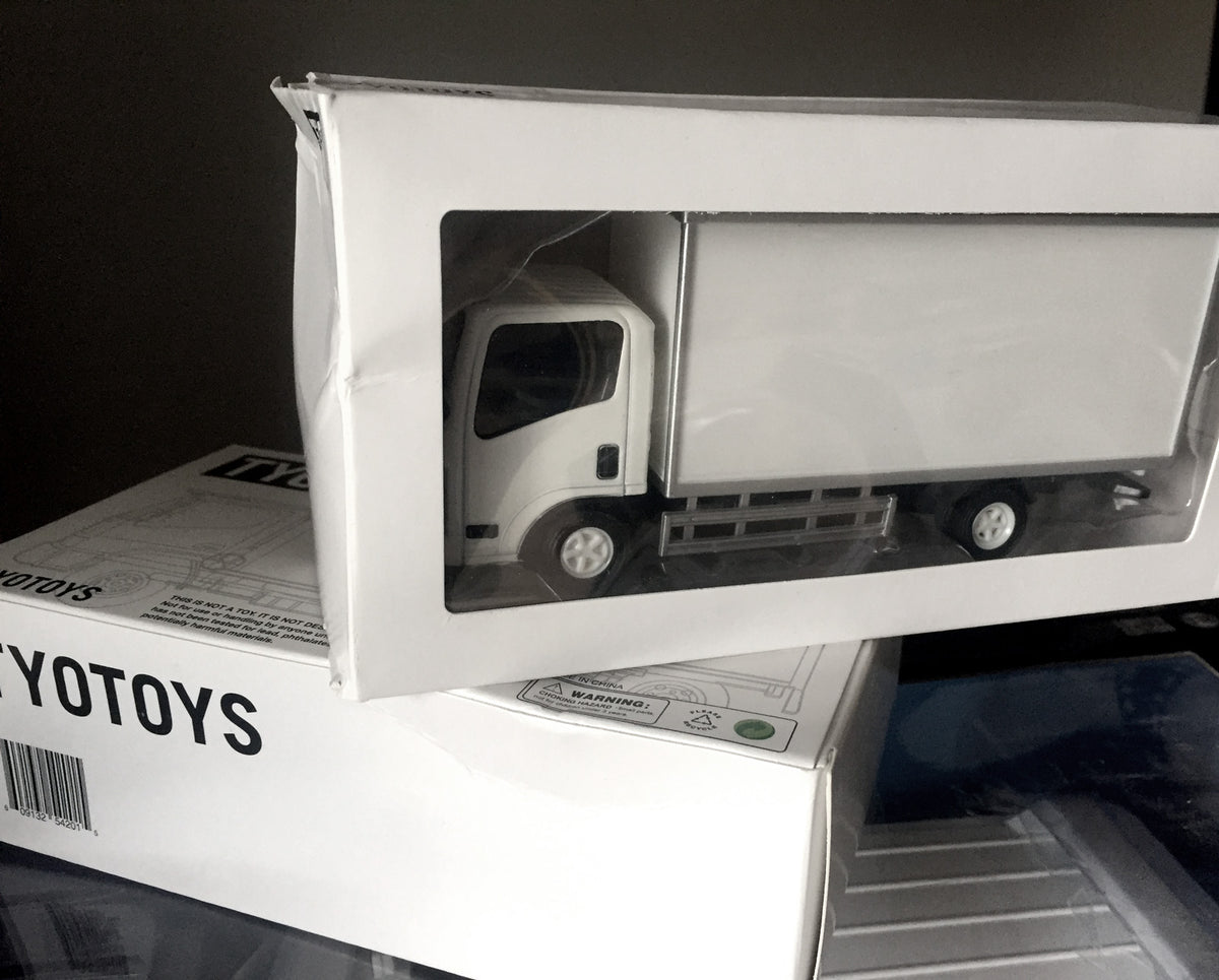 Damaged Box Special: TYO Box Truck