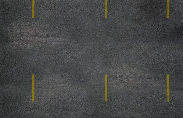 Street Texture Pack 4 Sheets Tyotoys