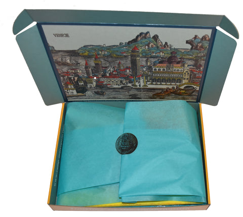 Caravan in a Box: 12-MONTH SUBSCRIPTION SERIES™ MASTERING CRAFTS FROM VENICE TO CHINA ALL THE WAY ALONG THE SILK ROAD