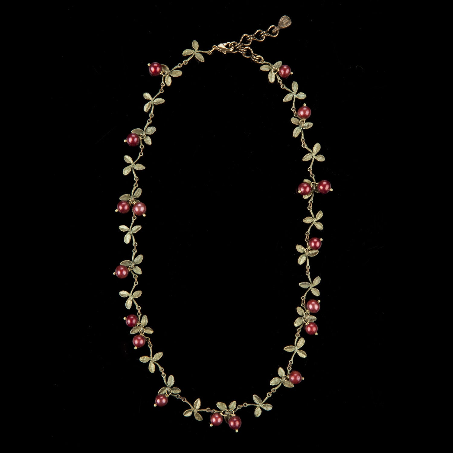 Cranberry - Collier Zart