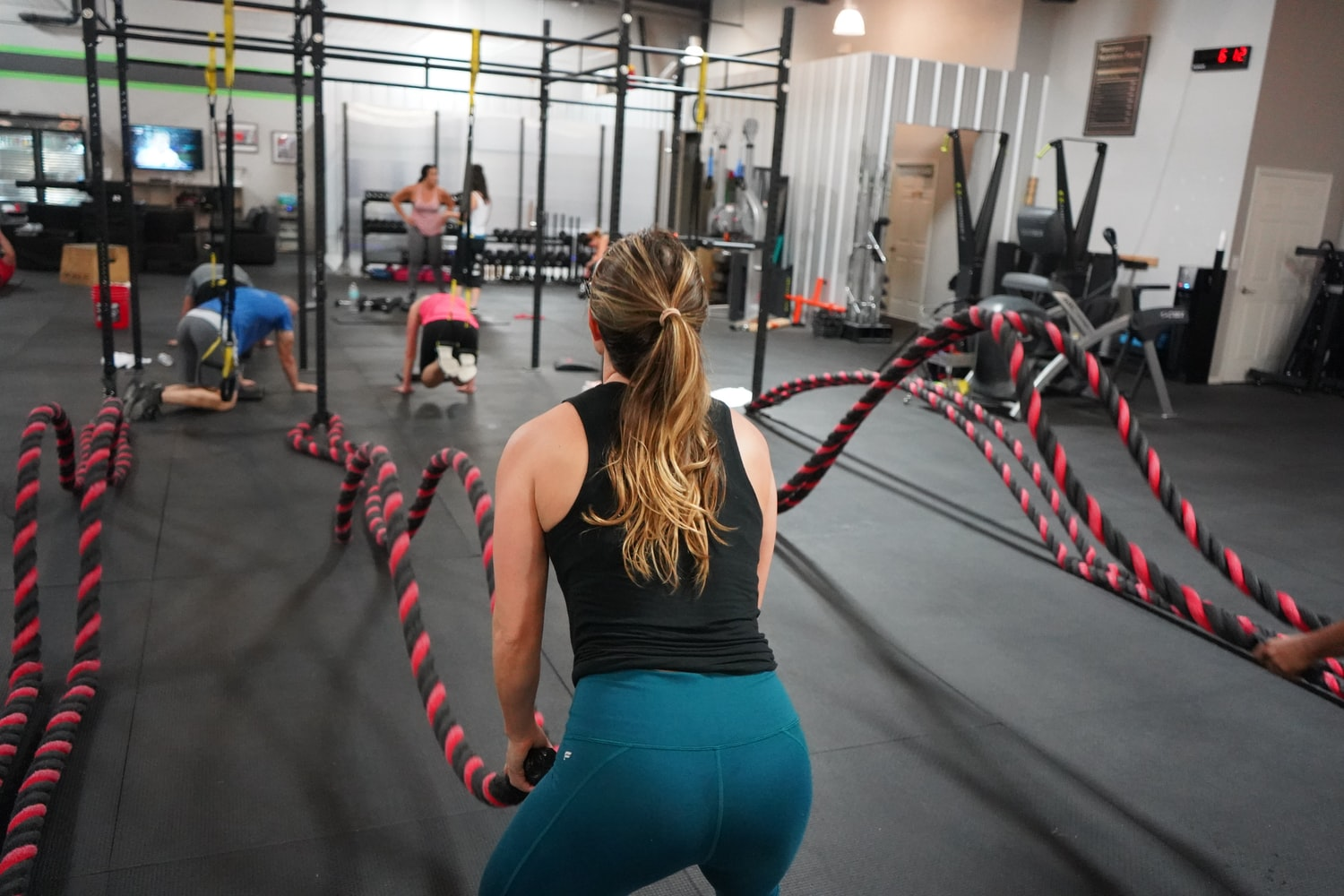 CrossFit Gym Cleaning Checklist
