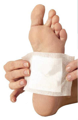 Detoxifying Foot Patches (10-Pack)