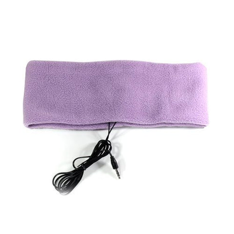 Sleeping Headband with Headphones