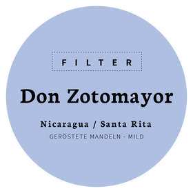 Santa Rita, Don Zotomayor [FILTER] | Kaffeemacher