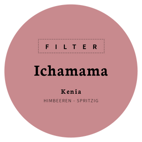 Ichamama, Filter