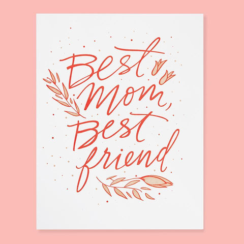 Best Friend Mom Card