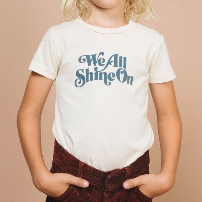 All Shine On Kid's Tee
