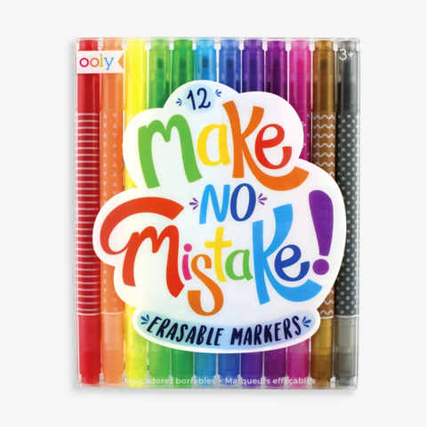 Erasable Markers