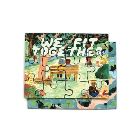 Fit Together Puzzle Card