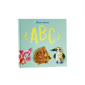 Flora Forager ABC Book