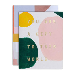 Gift To This World Card