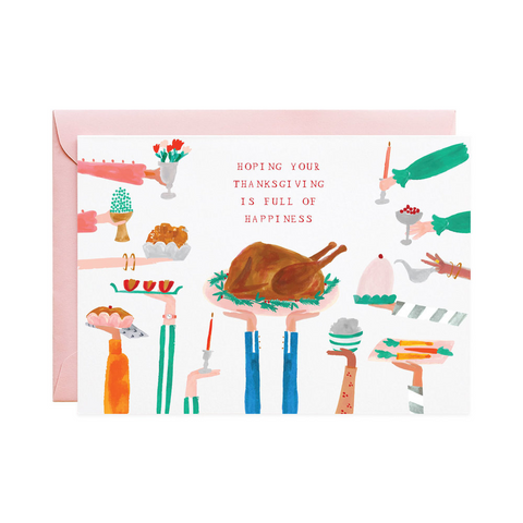 Hopeful Thanksgiving Card