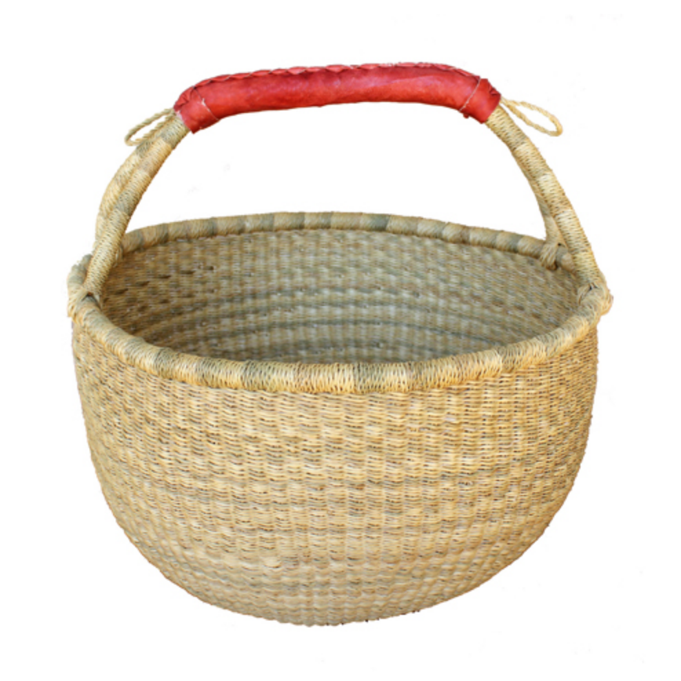 Large African Basket