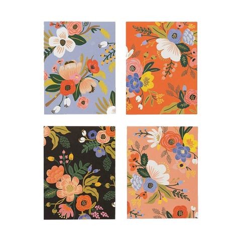 Lively Floral Card Set
